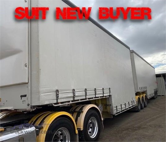 2018 Vawdrey Double Drop Deck Trailer Southern Star Truck Centre Pty Ltd - Trailers for Sale