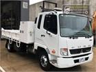2013 Mitsubishi Fighter Service Vehicle