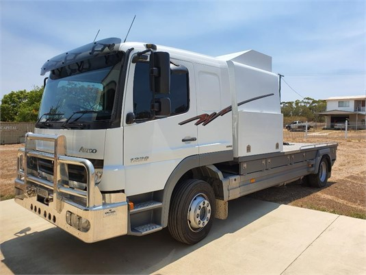 2008 Mercedes Benz Atego 1229 L - Trucks for Sale