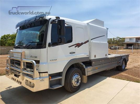 2008 Mercedes Benz Atego 1229 L - Trucks for Sale
