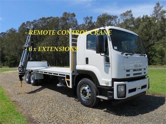 2011 Isuzu FVZ 1400 Long - Trucks for Sale