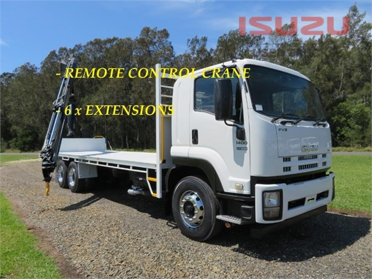 2011 Isuzu FVZ 1400 Long Used Isuzu Trucks - Trucks for Sale