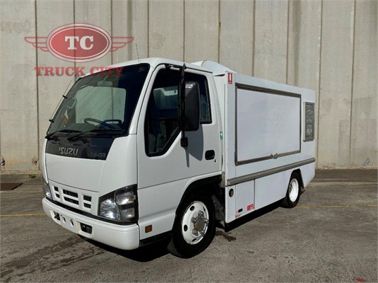 2007 Isuzu NKR 200 Truck City - Trucks for Sale