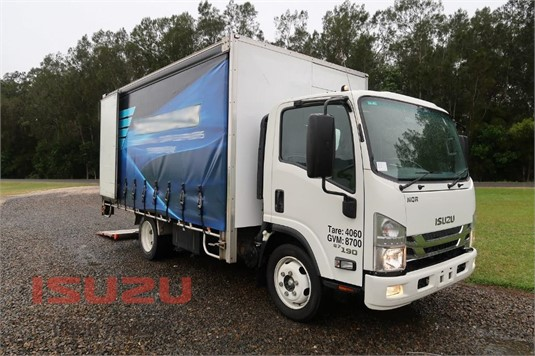 2016 Isuzu NQR 87 190 MWB Used Isuzu Trucks - Trucks for Sale