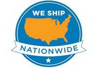 WE CAN NOW SHIP NATIONWIDE AND LOCALLY