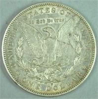 1895-S US MORGAN SILVER DOLLAR