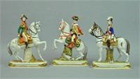 (3) PC. SCHEIBE-ALSBACH MILITARY EQUESTRIAN GROUP