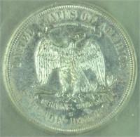 1876-S US TRADE DOLLAR