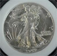 (5) WAR YEARS WALKING LIBERTY HALF DOLLARS SET
