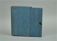 JOHN BARTLETT – FAMILIAR QUOTATIONS, 1907 & 1855
