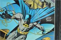 DOUBLE SIGNED DC BATMAN #500 SET WITH COA