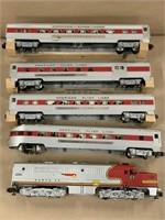 5 pcs - 960, 961, 962, 963, & 472 engine