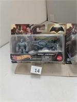 2015 Hot Wheels Batman VS Superman