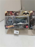 2015 Hot Wheels Batman VS Superman