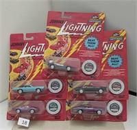 1995 Johnny Lightning Challengers