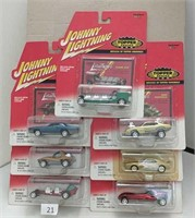 2000 Johnny Lightning Topper Series