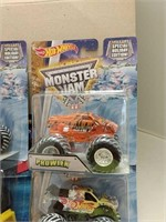 Hot Wheels Monster Jam Trucks