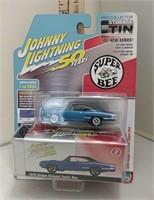 2019 Johnny Lightning 1970 Super Bee