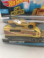 2013 Hot Wheels Desert Force