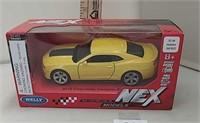 NEX 2012 Chevy Camaro ZL1 Pull Back & Go
