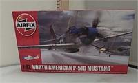 North American P-51D Mustang Model