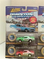 1995 Johnny Lightning Dragsters