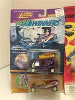 Mixed Lot of Johnny Lightning Cars
