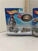 2003 Hot Wheels Character Car Sets