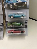2018 Hot Wheels Muscle Cars Series