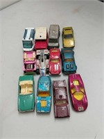 Hot Wheels Super Rally Case & Cars