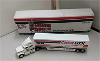 Ertl John Force Castrol Racing Transport
