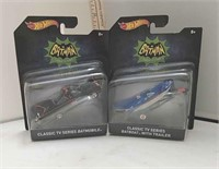 2015 Hot Wheels Batman Collector Cars