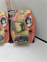 2001 Matchbox The Osbournes Cars