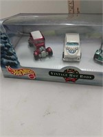 2000 Hot Wheels Vintage Hot Rod Set