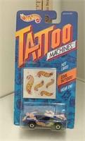 1992 Hot Wheels Tattoo Machine