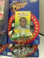 Mixed Lot Winner's Circle Nascar Collectibles