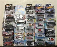 Lot of 36 Hot Wheels Mixed Years