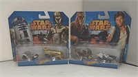 2014 Hot Wheels Star Wars Collector Cars