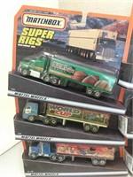 1998 Matchbox Super Rigs