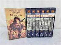 Civil War Journal VHS Set