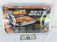 Disposable Grill