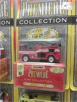 1996 Matchbox Premiere Rescue Vehicles