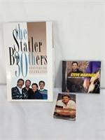 Cassette Set & CD
