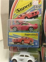 2004 Matchbox Super Fast Series