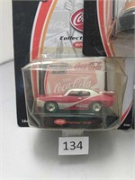 2001 Matchbox Coca-Cola Collector Cars
