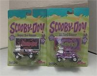 2003 Racing Champions Scooby Doo Cars