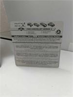 1998 Matchbox Madness Taco Bell Set