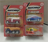 2004 Matchbox Burger King Set