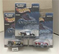 2001 Hot Wheels Originals