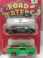 1992 Majorette Road Eaters Cars